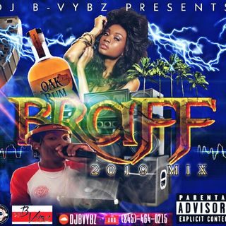DJ B-VYBZ BRAFF PROMO MIX