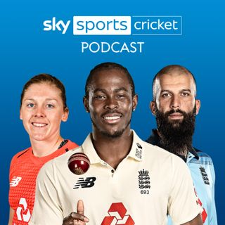 The Cricket Show: James Anderson, Tammy Beaumont, Kumar Sangakkara