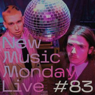 New Music Monday Live #83