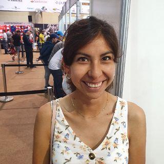 ANDREA RAMIREZ LIMON EN 21K ATLAS 2019 Episodio 42 - ATLETISMO EN MEXICO's show