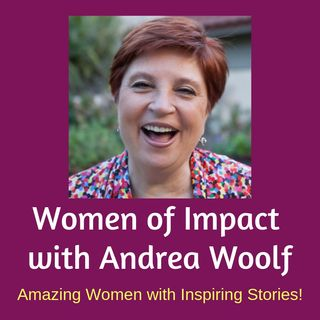 Who is This Woman Andrea Woolf? Episode 2