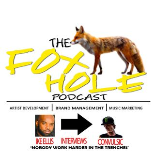"Ep#7- The Fox Hole Podcast Interviews ""Convulsic"""