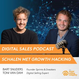 #4 Schalen met Growth Hacking - Bart Snijders
