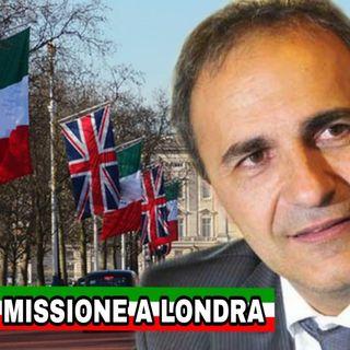 Sen.Riccardo Merlo in visita in UK per la scelta della sede del nuovo Consolato a Manchester