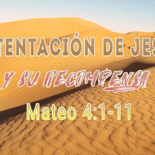 La Tentación De Jesús En El Desierto De Jericó (Mateo 4:1-11)