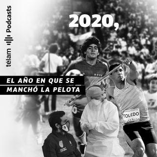 2020, el año en que se manchó la pelota