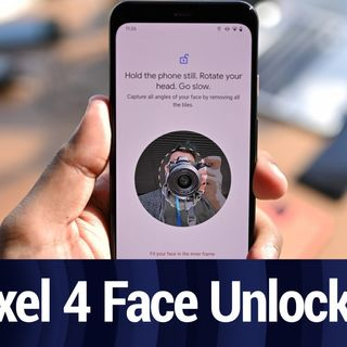 Pixel 4 unlocks with your eyes closed | TWiT Bits