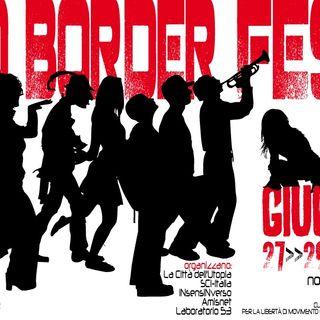 No Border Fest 2014