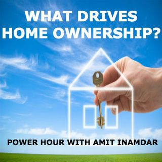 What drives home ownership?