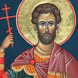 San Adrián, mártir
