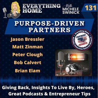 131 LIVE: Giving Back, Inspiration, Great Podcasts, Heroes & Entrepreneur Tips