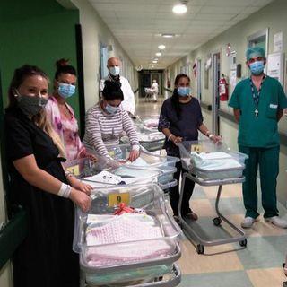 Coronavirus, Cremona rinasce: 15 parti in 24 ore