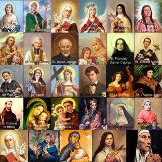 Co mowi Biblia o pośrednictwie świętych w niebie