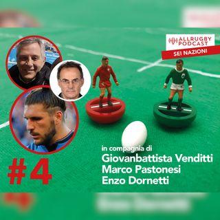 ALLRUGBY Podcast III - L'Italia non riparte