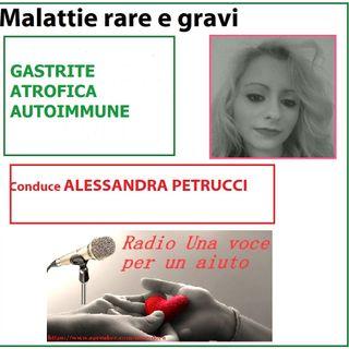 RUBRICA MALATTIE GRAVI E RARE: GASTRITE ATROFICA AUTOIMMUNE