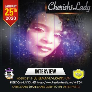 Cherish1stLady Interview Hustleman Raido