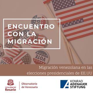 Migración venezolana en las elecciones de EE.UU - I Parte