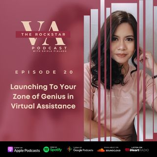 EP 20_Launching To Your Zone of Genius in Virtual Assistance
