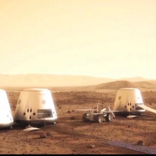 Episode 51 - Are Humans already living on Mars