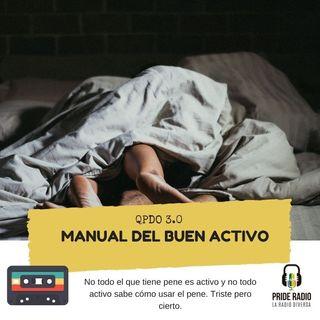 Manual del buen Activo en el sexo