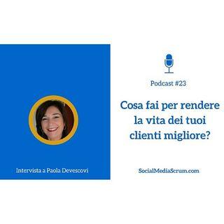 #23 Intervista a Paola Devescovi