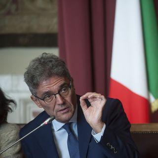 Roma-Presentazione Dossier Indifesa Intervista a Roberto Natale, Responsabilità Sociale Rai