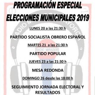 Radio Mirador Mayorga - ELECCIONES 2019