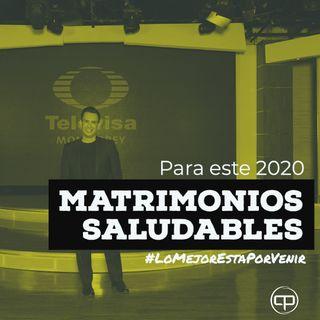 ¡MATRIMONIOS SALUDABLES para este 2020!