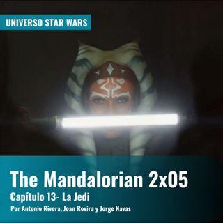 The Mandalorian 2x05 - 'Capítulo 13: La Jedi' | Universo Star Wars