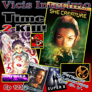 She-Creature, Vicis Interimo Episode 123.2