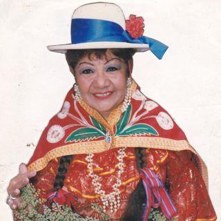 Hoy 18 años de la partida de Pastorita Huaracina