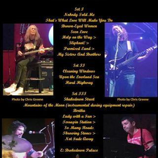 John Kadlecik Live at Venue 757 on 2017-12-31