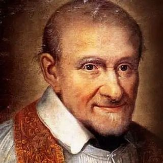 San Vicente de Paúl, sacerdote y fundador