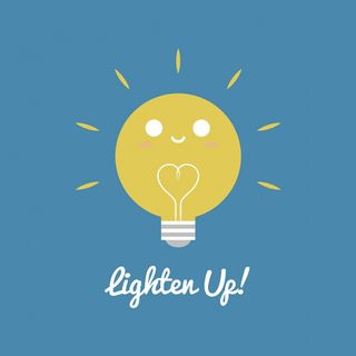 Lighten Up! - Morning Manna #2672