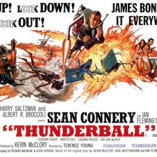 PODCAST CINEMA | Critique du film Opération Tonnerre | Saga James Bond #6 | CinéMaRadio