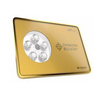 """Los """"lingotes"""" de diamante pueden sustituir a los lingotes de oro como inversión"""