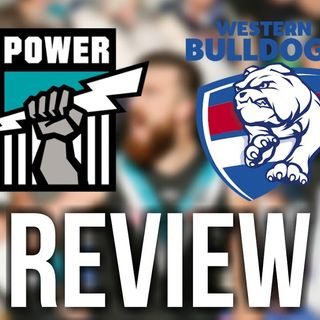 ThePear: Port Adelaide Vs Western Bulldogs - Round 19 2018 - REVIEW