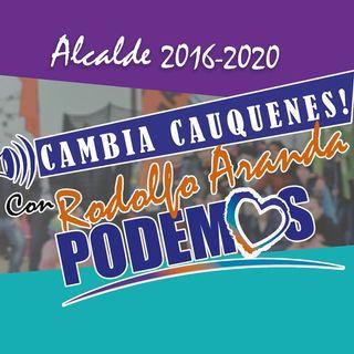#CambiaCauquenes: el 23 de octubre hagamos una muestra de compromiso cívico con Cauquenes