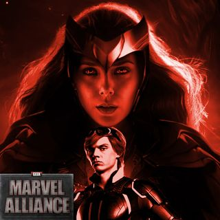 Will Wandavision Bring Fox's X-Men To The MCU? Marvel Alliance Vol 2