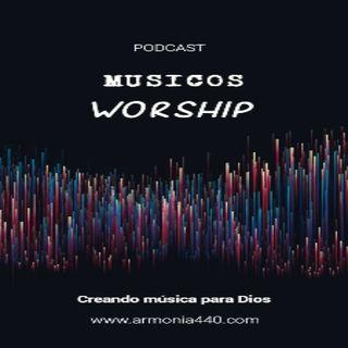 creando contenido musical para Dios