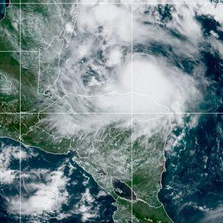 Nana afectará la Península de Yucatán