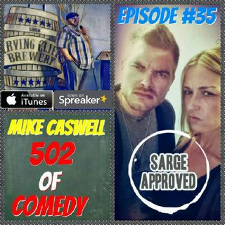 Episode #35 Mike Caswell