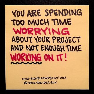 Worry Work : BYS 016
