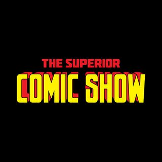 The Superior Comic Show - Issue 6: Dynamo Talks Comics