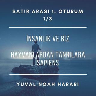 #1-1/3 Hayvanlardan Tanrılara Sapiens - Yuval Noah Harari