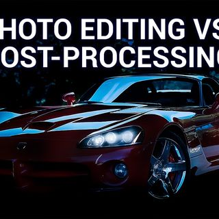Hands-On Photography 39: What's the Difference?