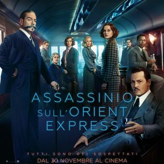#bo Murder On The Orient Express