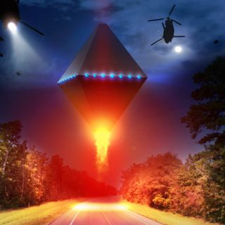 Episode 48 - Lights Above The Pines - East Texas UFOs