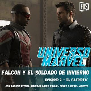 Universo Marvel | Falcon y el Soldado de Invierno - Episodio 2 - 'El Patriota'