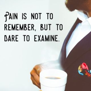 Become An Author Of Your Pain